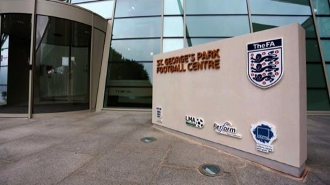 The St George's Park National Football Centre
