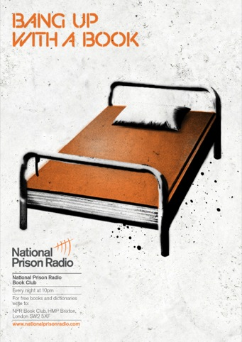 National Prison Radio communications by Magpie Studio