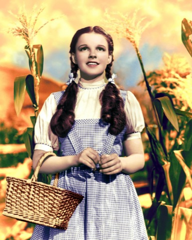 The wizard of Oz, MGM/The Kobal Collection