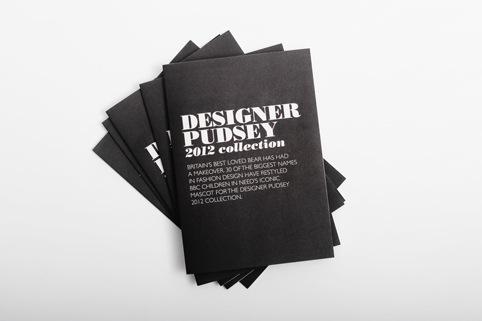 Designer Pudsey, designed by Fivefotsix