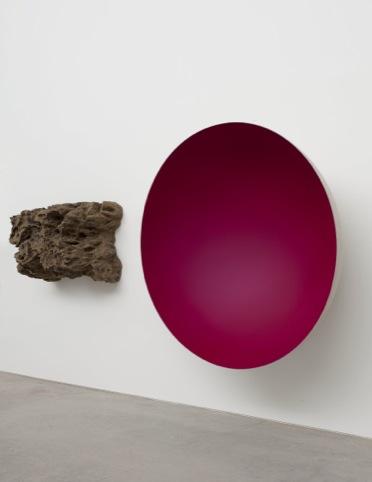 Anish Kapoor, Artist's studio, 2012