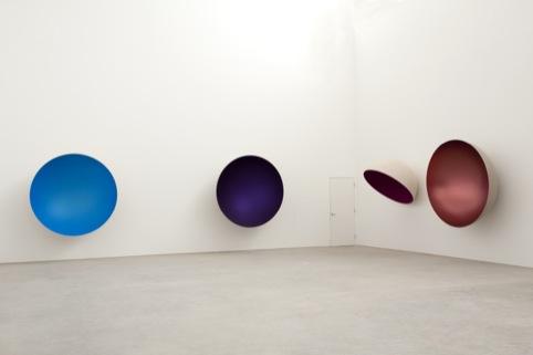 Anish Kapoor, Artist's studio, 2012-07-05