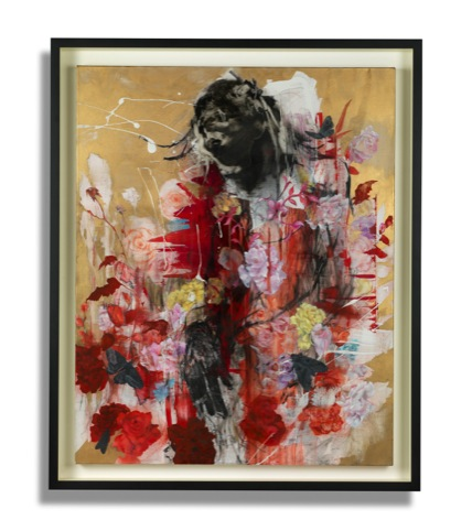 Bestial Descent © Antony Micallef /Courtesy Lazarides Gallery