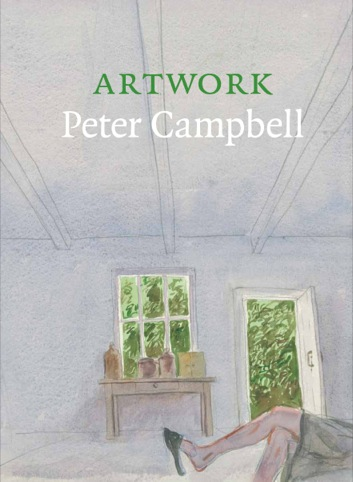 Peter Campbell's Artwork book cover