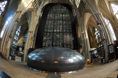 The Orb has been delivered as part of phase one of York Minster Revealed