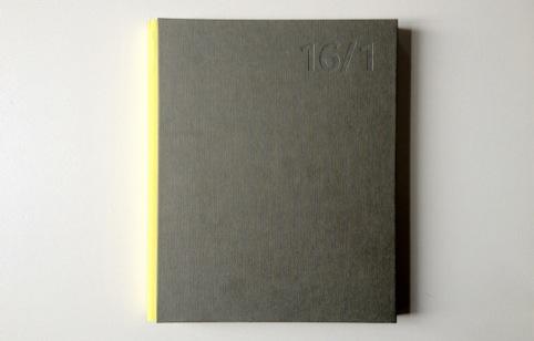 Fedrigoni 16/1 cover