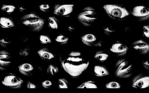 Gary David Roberts, Eyes