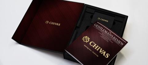 Chivas giftbox