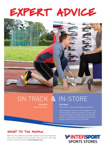 Intersport Expert Advice