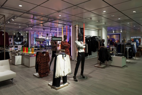 The new Karstadt concept by 20.20