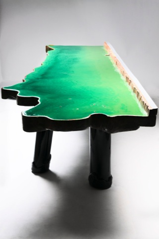 Lake: Six Tables on Water