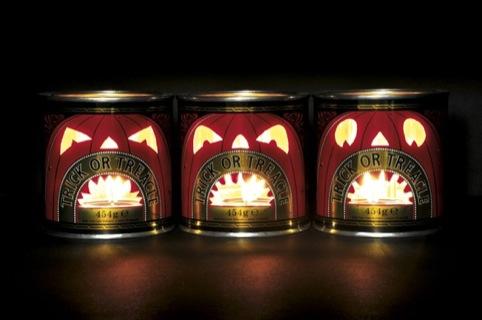 Lyle's Trick or Treacle pots, by Design Bridge