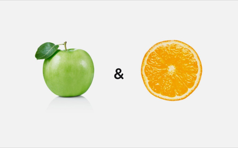 Apple & Orange, Surname & Surname
