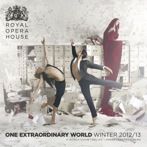 Royal Opera House brochure
