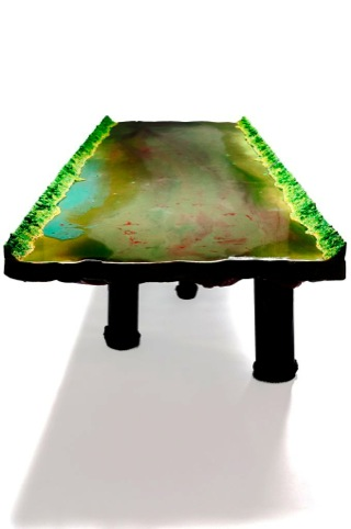 River: Six Tables on Water
