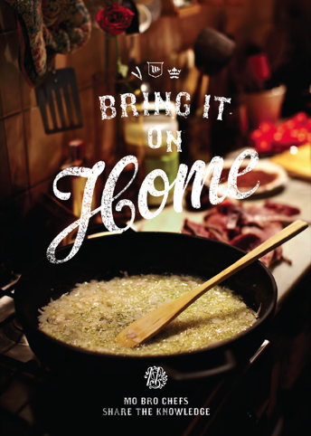 Bring It On Home cookbook