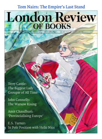 London Review of Books cover