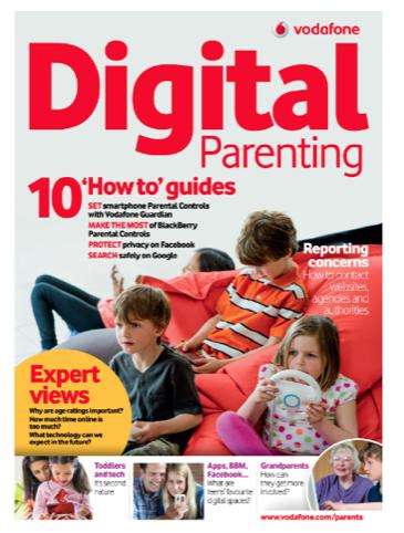 Digital Parenting magazine
