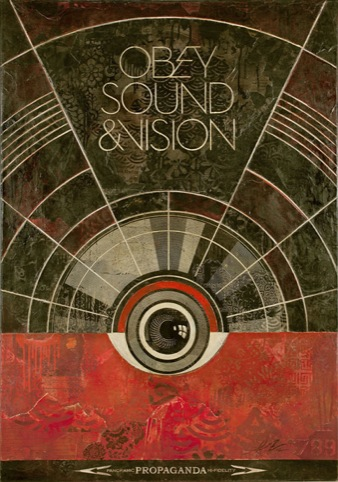 Shepard Fairey Sound and Vision