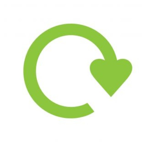 Wrap's Recycle Now logo, designed by Corporate Culture's Ian Birkett
