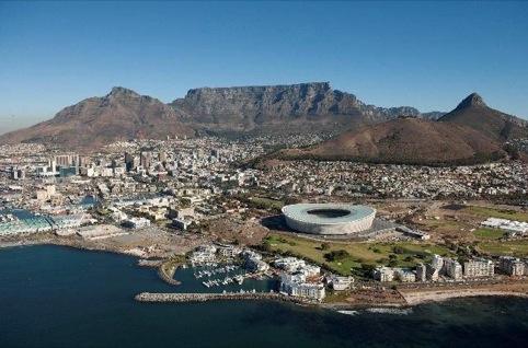 Cape Town - venue for World Design Capital 2014