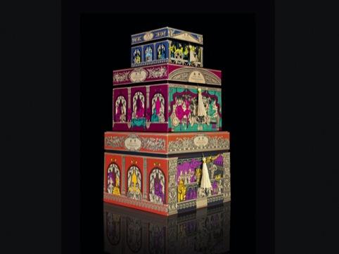 Penhaligon's Christmas packaging