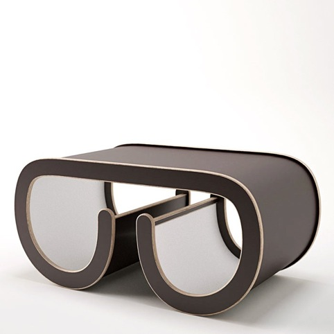 Coffee table by Unto This Last