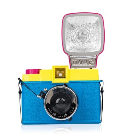 The Diana F + camera