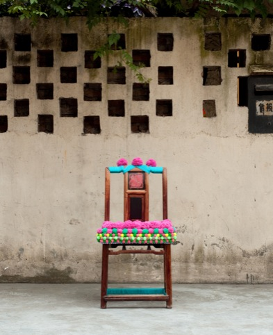 Gu Yeli, Antique Chair Revisited, 2012.