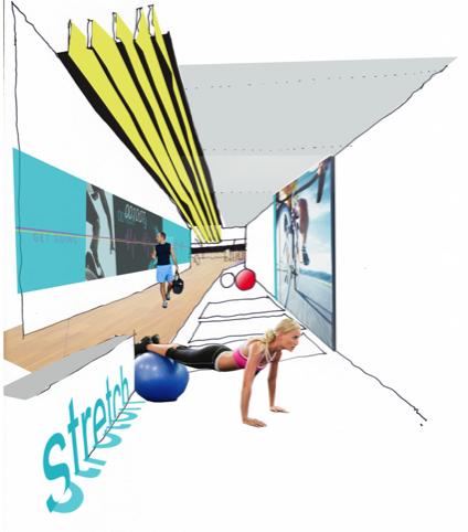 Platform Gym