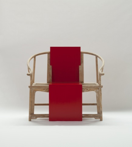 Shao Fan, King Chair, 1995-2012.