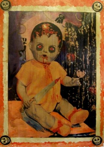 Sophie Lo, Zombie Baby