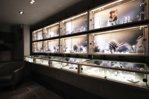 Jewellery centre