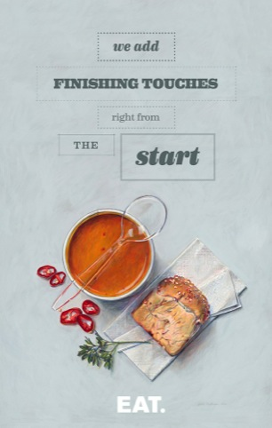 Illustrations for Eat
