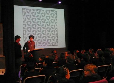 Kai and Sunny Creative Education talk