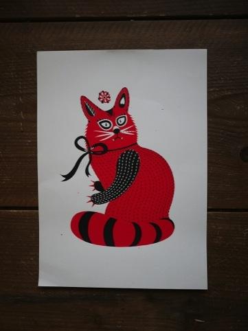 Lisa Pascal, signed print