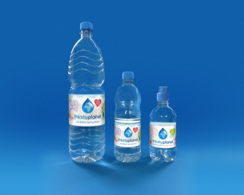 The new Thirsty Planet range