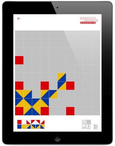 Würfel-Mosaik app