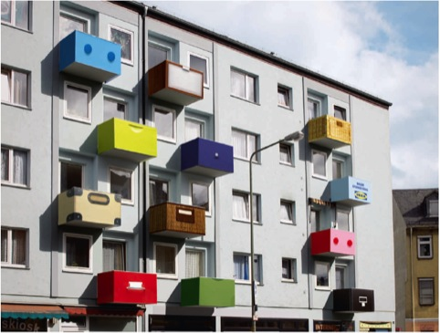 Bigger Storage Ideas, by Ogilvy Frankfurt