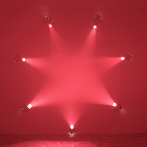 Ann Veronica Janssens, Rose 2007