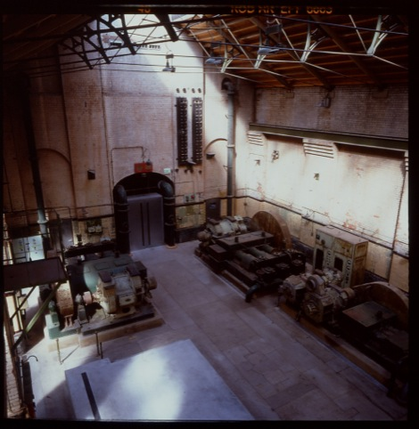 The Wapping Project Engine House