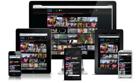 ITN's new responsive website