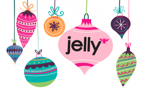 Jelly London baubles