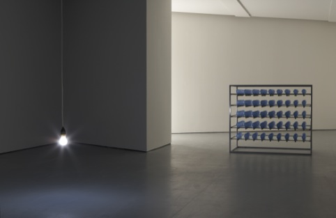 Katie Paterson, Lightbulb to Simulate Moonlight, 2008