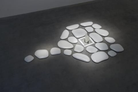 Mariko Mori, Flat Stone, 2006