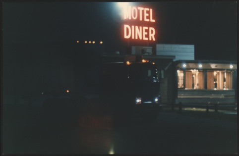 Motel Diner 1965