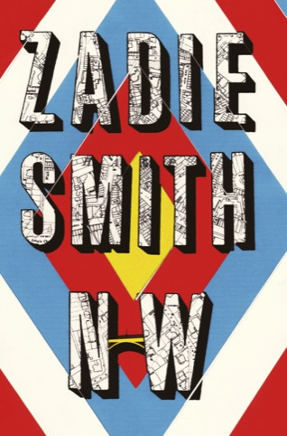Jon Gray's cover for Zadie Smith's N-W