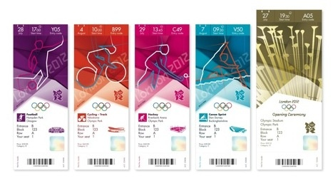 The Olympic tickets