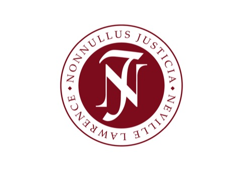 The mark reads 'Nonnullus Justicia'