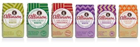Allinson Bread Flour range
